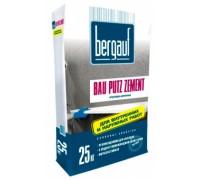 Штукатурка Бергауф Бау Путц Цемент (Bergauf Bau Putz Zement) водо- и морозостойкая, 25кг