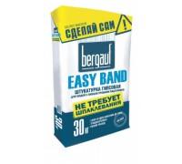 Штукатурка Бергауф Изи Банд (Bergauf Easy Band) для людей с любым уровнем подготовки, 30кг