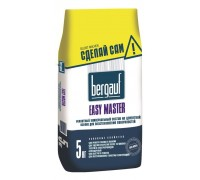 Штукатурка Бергауф Изи Мастер (Bergauf Easy Master), 5кг