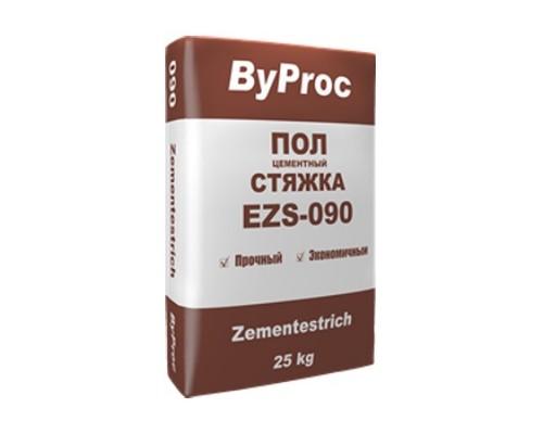 Стяжка цементная БиПрок (ByProc) EZS-090, 25кг