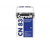 Смесь Церезит (Ceresit) CN83 для быстрого ремонта бетона 5-35мм, 25кг