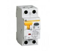 Выключатель автоматический дифференциальный АВДТ-32 1п+N 25А 30мА С