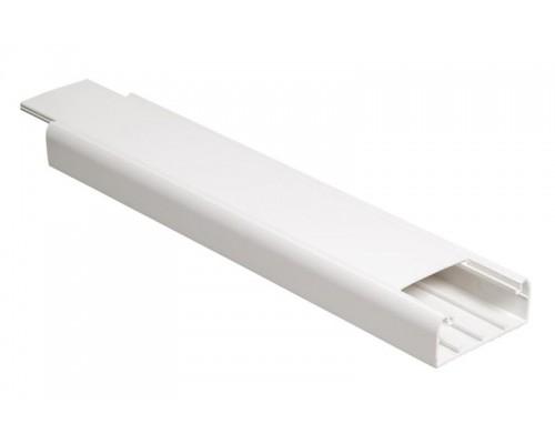 Кабель-канал 16x16мм белый ЭЛЕКОР (84м)