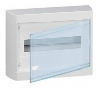 Щит распределительный навесной ЩРн-П-36 пластиковый белая дверь Nedbox