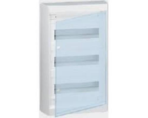Щит распределительный навесной ЩРн-П-36 (3х12) прозрачная дверь Nedbox