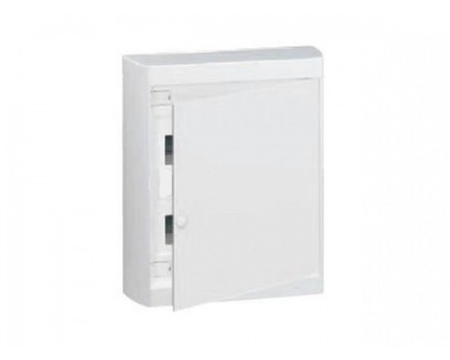 Щит распределительный навесной ЩРн-П-8 пластиковый белая дверь Nedbox