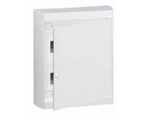 Щит распределительный навесной ЩРн-П-24 пластиковый белая дверь Nedbox