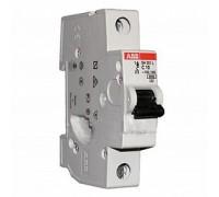 Выключатель автоматический однополюсный 10А С SH201L 4.5кА (SH201L C10)