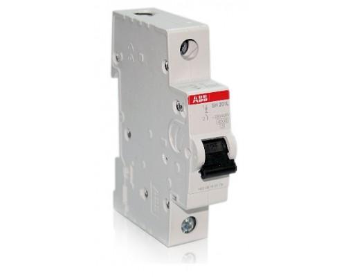 Выключатель автоматический однополюсный 40А С SH201L 4.5кА (SH201L C40)