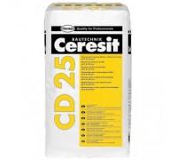 Мелкозернистая ремонтно-восстановительная смесь для бетона Церезит (Ceresit) CD25, 25кг