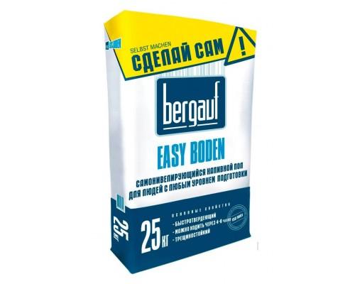 Быстротвердеющий наливной пол Бергауф Изи Боден (Bergauf Easy Boden) толщ.5-50мм, 25кг