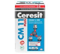 Клей для плитки Церезит CM11 Плюс (Ceresit CM11 Plus), 25кг