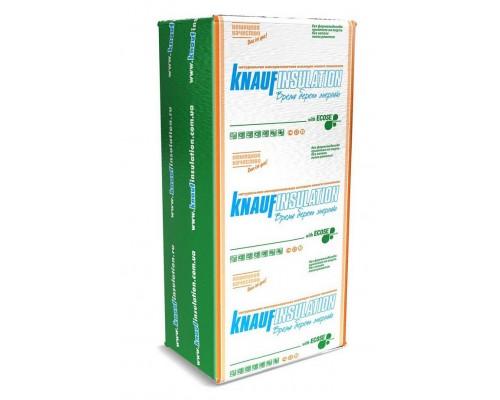 Минеральная плита KNAUF Insulation ПРОФ TS 034 Aquastatik 1250х600х50, 0,6м3/уп.