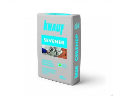 Клеевая штукатурная смесь Севенер KNAUF, 25 кг.