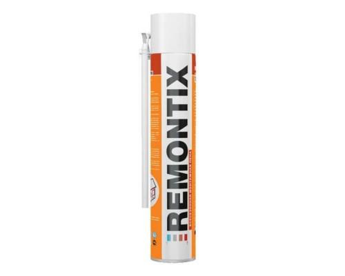 Пена монтажная бытовая Remontix всесезонная, 750 гр.