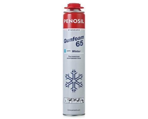 Пена монтажная Penosil Standard Gunfoam 65 зимняя, 870 мл.