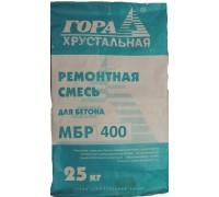 Ремонтная смесь для бетона морозостойкая МБР400М, 25кг