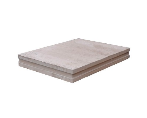 Пазогребневая плита гидрофобная Кнауф (Knauf) 667*500* 80мм