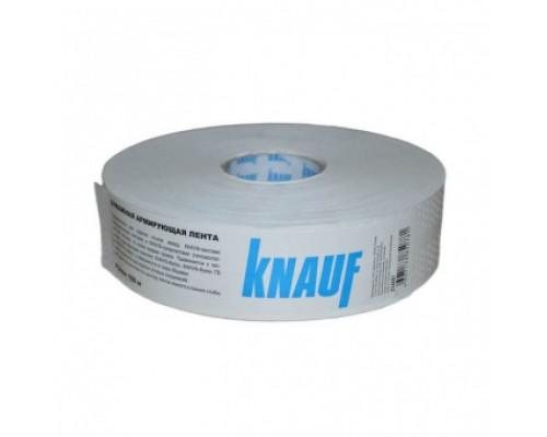 Лента бумажная перфорированная Кнауф (Knauf) для стыков ГКЛ, 52мм*150м