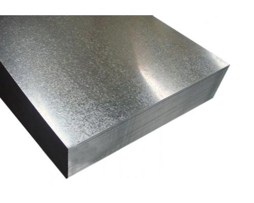 Профлист плоский 0,4 мм., серый