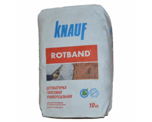 Штукатурка гипсовая универсальная Кнауф Ротбанд (Knauf Rotband), 10кг