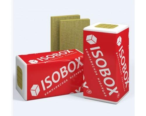 Минераловатная плита Изобокс Экстралайт, 31 кг/м3 (1200*600*50х8, 0,288 м3/уп, 24 уп/палл)