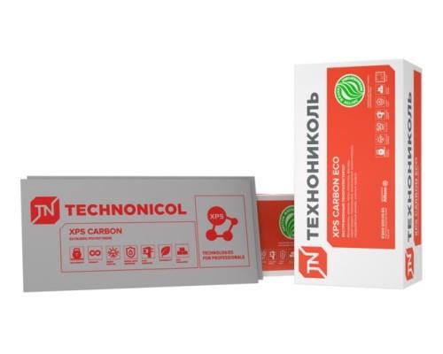 Экструзионный пенополистирол ТЕХНОНИКОЛЬ XPS CARBON ECO (1180*580*50х8; 0,274м3/уп )