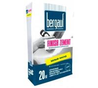 Шпаклевка Бергауф Финиш Цемент (Bergauf Finish Zement) белая, 20кг