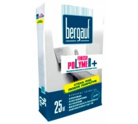 Шпаклевка Бергауф Финиш Полимер (Bergauf Finish Polymer) для сухих помещений белая, 25кг