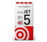 Шпаклевка финишная ДаноДжет 5 (DanoJET 5), 25кг