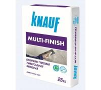 Шпаклевка гипсовая финишная Кнауф Мультифиниш (Knauf Multi-Finish), 25кг