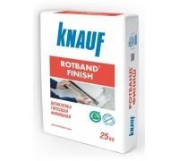 Шпаклевка гипсовая финишная Кнауф Ротбанд-Финиш (Knauf Rotband-Finish), 25кг